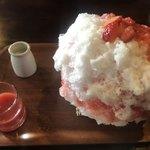 赤七屋 - イチゴミルク