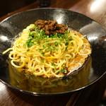 香噴噴 東京木場 - 汁なし坦々麺