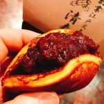 清寿軒 - 小判どらやき(200円)