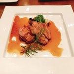 唐草 - 料理写真:仔羊のロースト・ローズマリー風味