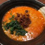 中国名菜 來杏 - 担々麺、なかなか美味しい