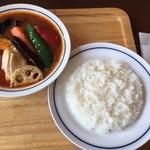81518953 - チキン野菜カレー