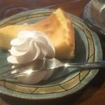 81520717 - ベイクドチーズケーキ