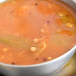 南インド家庭料理 カルナータカー - サンバール(ランチBセット)