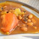 南インド家庭料理 カルナータカー - ロビアのカレー(ランチBセット)