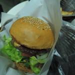フリスコ - 【チーズバーガー】1050円