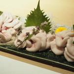 81526353 - ■鱈の白子ポン酢 730円(税抜)