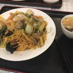 香港料理 麒麟閣 -