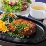 THE BUND - 特選牛肉100%ハンバーグステーキ