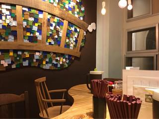 まんかい 天満橋店 - カフェみたい