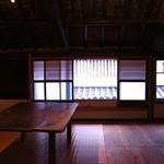 黒江ぬりもの館 - 2階 ギャラリー展示、団体さまの体験スペースとして使用できます。