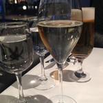 イゾラ スメラルダ - 乾杯はスパークリングで☆