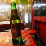 上海食亭 - 青島ビール(550円)