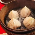 上海食亭 - 小籠包(550円)