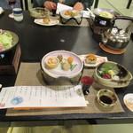 下呂温泉 山形屋 - 料理写真: