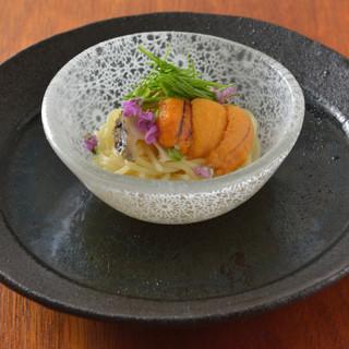日本の伝統を大切に、西洋の文化に学ぶ。素材が活きる創作和食―