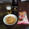 ゆ~シティー蒲田 - 料理写真:中瓶ビール480円とすっぱムーチョ150円