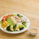 エッグスンシングス - エッグスンコブサラダ【ディナー】