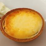 コンフィチュール アッシュ - チーズタルト