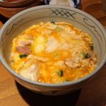 阿佐ヶ谷バードランド - 軍鶏親子丼