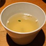 阿佐ヶ谷バードランド - 軍鶏スープ