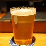 阿佐ヶ谷バードランド - アウグス生ビール