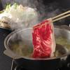 和食・鍋 しゃぶしゃぶ清水 - 料理写真:
