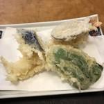 角清 - 天ぷら。 美味し。