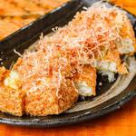 鎌倉山豆腐の厚揚げ