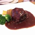 RIGOLETTO KITCHEN - 牛バラ肉の赤ワイン煮込み 1,700円