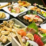 八庄屋 - 食べ飲み放題コース