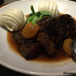 中国料理 空 - 牛肉と野菜の四川風辛味煮込