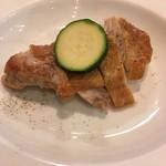 レブスケ - 肉か魚のランチ ¥1300