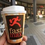 MAX BRENNER CHOCOLATE BAR - カフェラテ ホット 570円