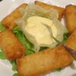 81556559 - 海鮮と野菜の巻揚げ