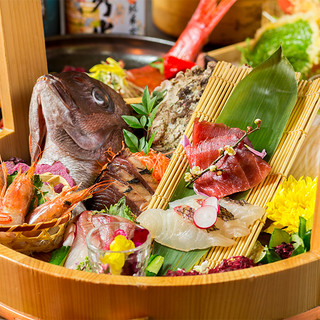 【団体様大歓迎!】創作和食料理多数ご用意!上質個室で堪能!!