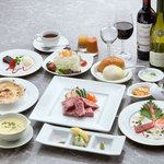 牛鮮厨房 代官山 - 料理写真:代官山ステーキディナーコース \6,300