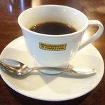 ウッドストック - ホットコーヒー
