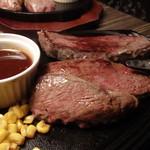 肉バル MEAT BOY N.Y - ミスジステーキ250g