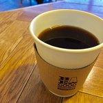 ビー ア グッド ネイバー コーヒー キオスク - 本日のコーヒー 320円
