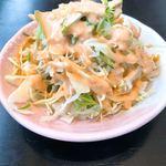 インド・ネパール料理 スラージ - サラダ♪