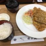 乃ざ喜 - とんかつ定食