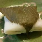 空也 - 生菓子「桜餅」。