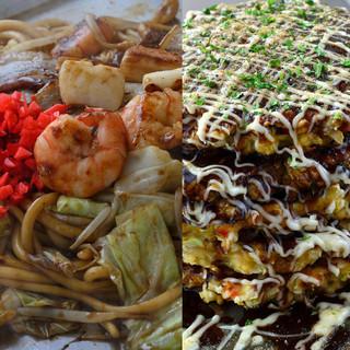 """多分、、京都で一番ウマい""""生麺""""焼きそば&名物!五重の塔"""