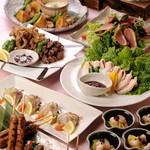 とりひめ - 季節宴会コース