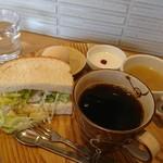 ひだまりカフェ - 料理写真: