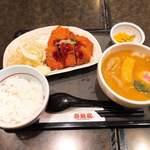 若鯱家 - 料理写真:秘伝ダレロースカツランチ 980円