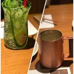 土香る - さんぴん茶&角ハイボール