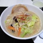 麺屋 燕 - 燕野菜タンメン