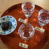 黒牛茶屋 - ドリンク写真:日本酒 きき酒